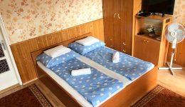 Két hálószobás apartman